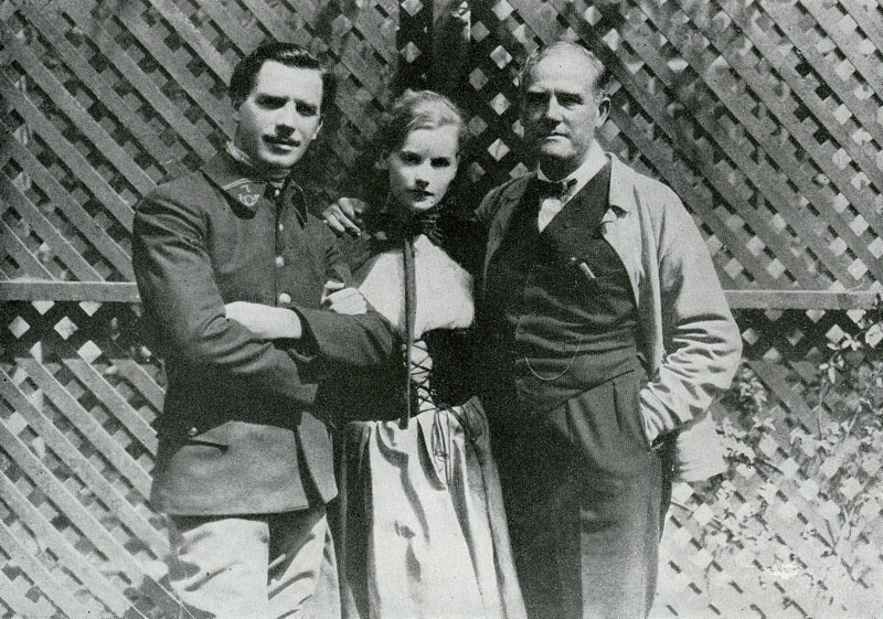 Scandinavian Silent Film: Victor Sjostrom as Seastrom, Mauritz Stiller, John Brunius, Greta Garbo