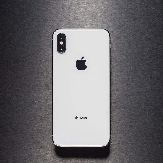 Sorteio de um iPhone X