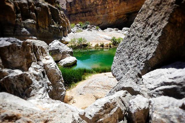 Wadi Bani Khalid,Oman