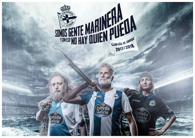 Socios y Abonados Deportivo A Coruña