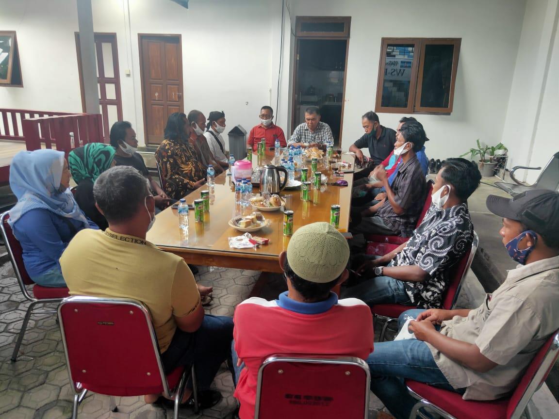 Among Mitro Nyatakan Sikap Mendukung Paslon Bupati dan Wakil Bupati WS-RH