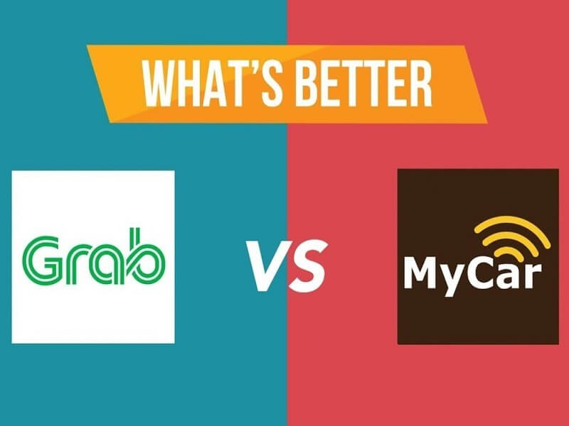 Grab vs MyCar lebih baik berbanding teksi