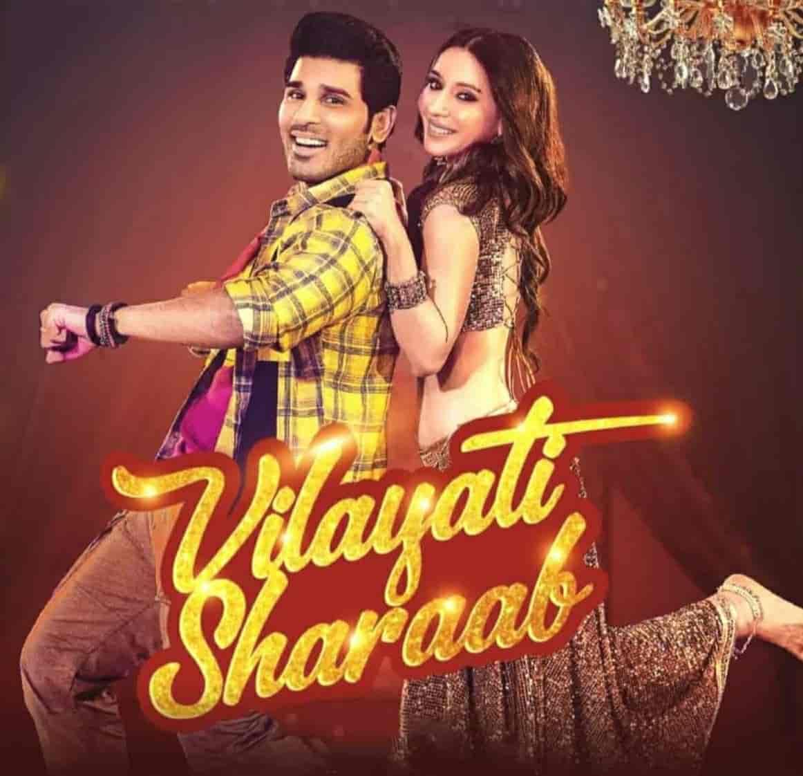 Vilayati Sharaab dance song lyrics, Sung By Darshan Raval and Neeti Mohan.