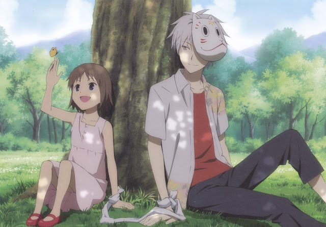Hotarubi no Mori e Movie BD Subtitle Indonesia