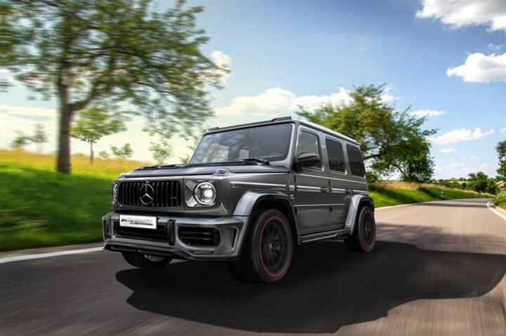 Mercedes-AMG G63 độ công suất lên đến 794 mã lực
