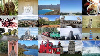 Travel Blogging 2015