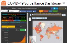 COVID-19 Surveillance Dashboard