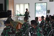Jelang Latihan Bersama US ARMY, Personil Yonif PR 501 Kostrad Ikuti Persiapan di Malang