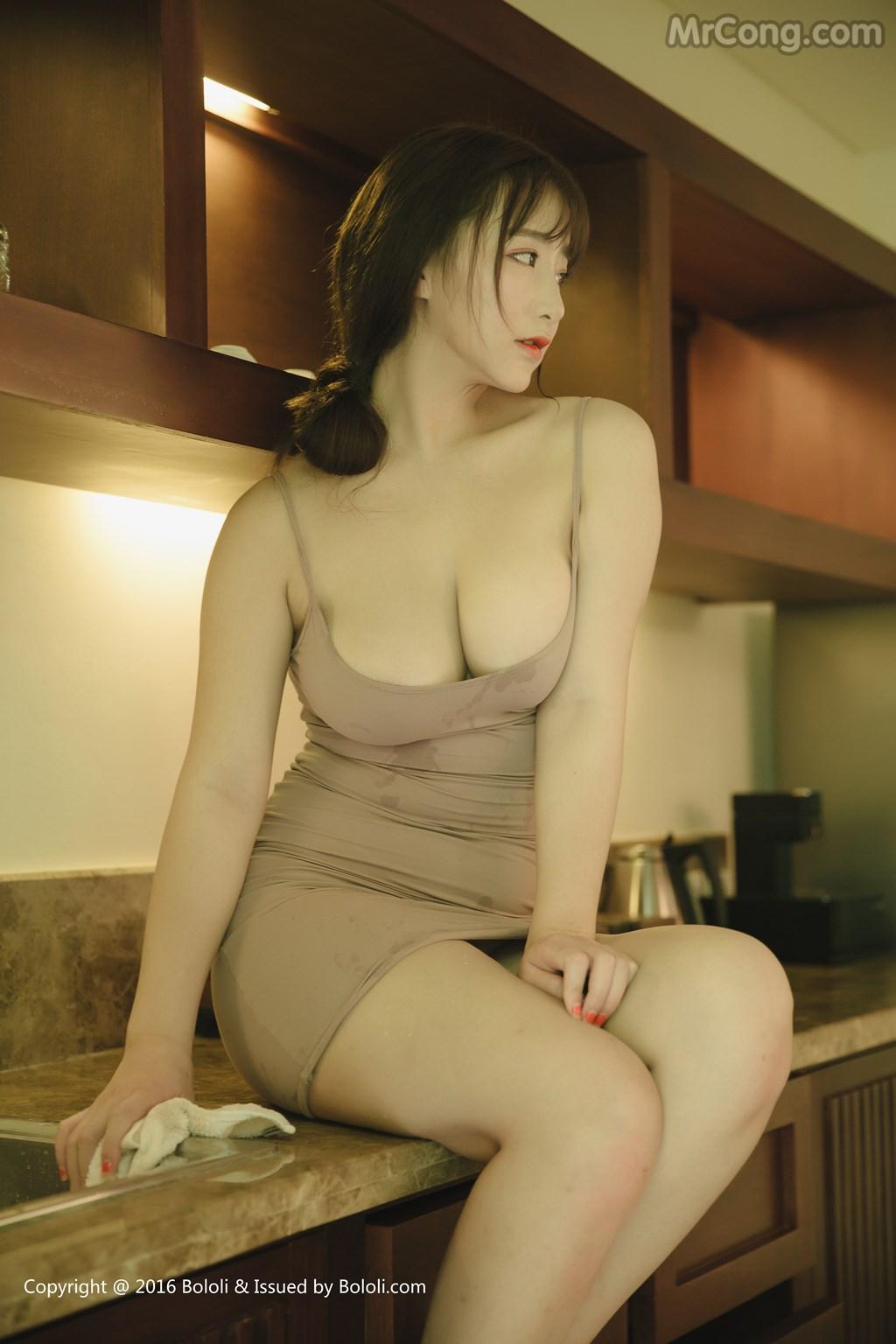 Image BoLoli-2017-02-14-Vol.022-Mang-Guo-MrCong.com-011 in post BoLoli 2017-02-14 Vol.022: Người mẫu Mang Guo (芒果) (40 ảnh)