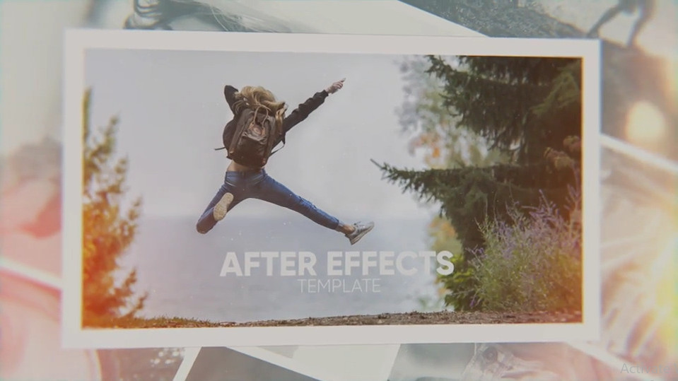 Projects - VideoHive - Photo Slideshow - Memories Slides - 23022179 [AEP]