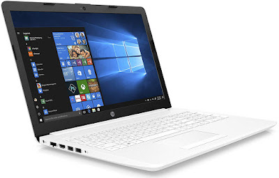 HP Notebook 15-da0161ns