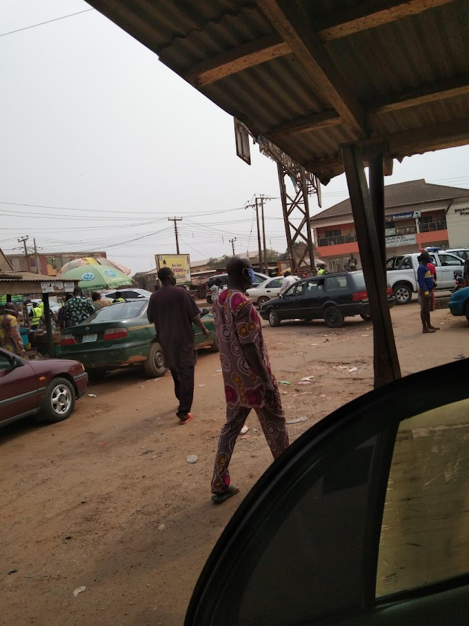 JUST IN: CITIZENS ARRESTED OVER THE USE OF FACEMASK AS THE FEDERAL GOVERNMENT MAKES FACEMASK COMPULSORY
