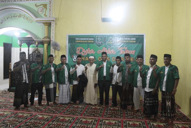 Hikamahnya Dzikir Akhir Tahun dan Haul Gusdur Ke 10 Oleh GP. Ansor Malra dan Masyarakat Kecamatan Kei Besar