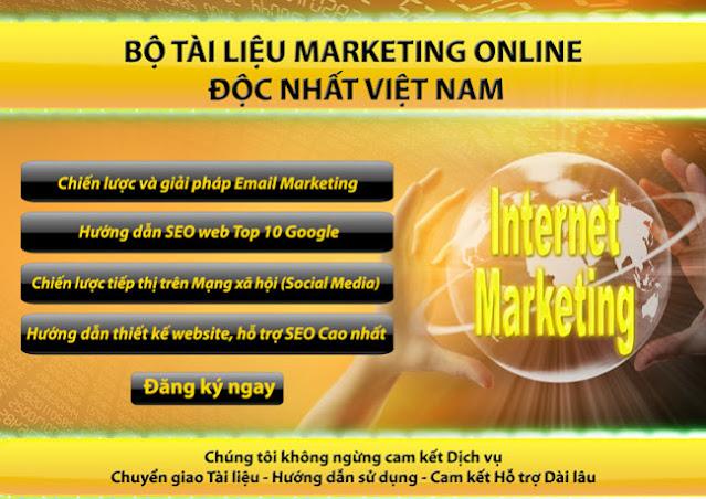 Giáo Trình Marketing Online
