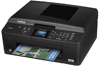 Brother MFC-J430W Driver Download Free
