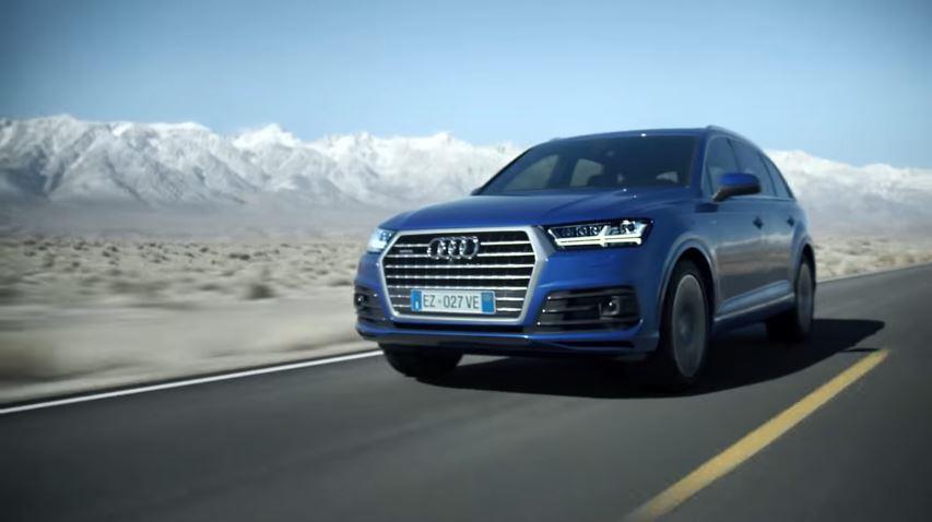 Canzone Audi pubblicità Q7 con atleta che corre con sub che esce dall'acqua e con alpinista - Musica spot Novembre 2016
