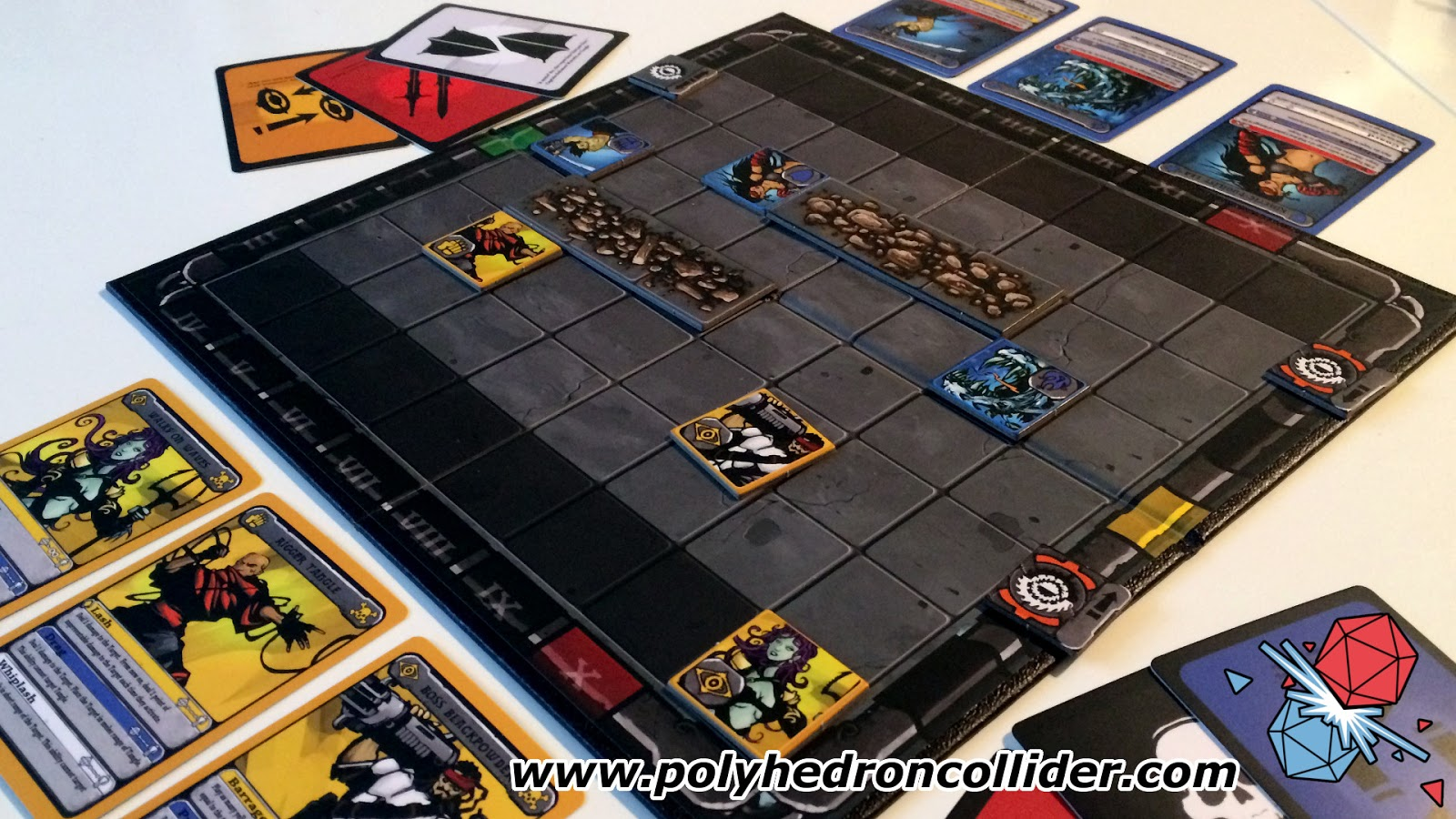 Titan Tactics board game review