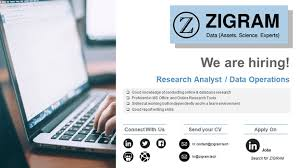 Zigram Off Campus Drive 2020 | Apply For Research Analyst Posts