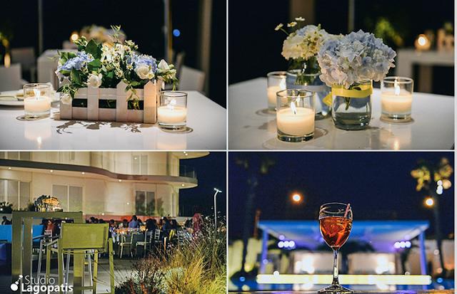 GREEK WEDDING FLOWERS | WEDDING EVENT