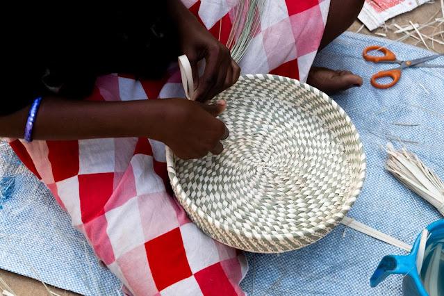 Sabai Grass Handicraft