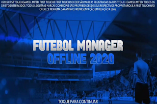 Download FTS 19 Mod Futebol Manager 2020 Offline by Gustavo Droid