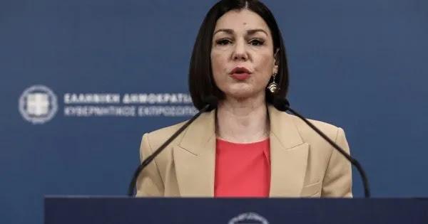 Πελώνη: «Υπάρχει θέμα με το οργανωμένο έγκλημα και η κυβέρνηση θα το αντιμετωπίσει»  γελάνε και οι πέτρες !