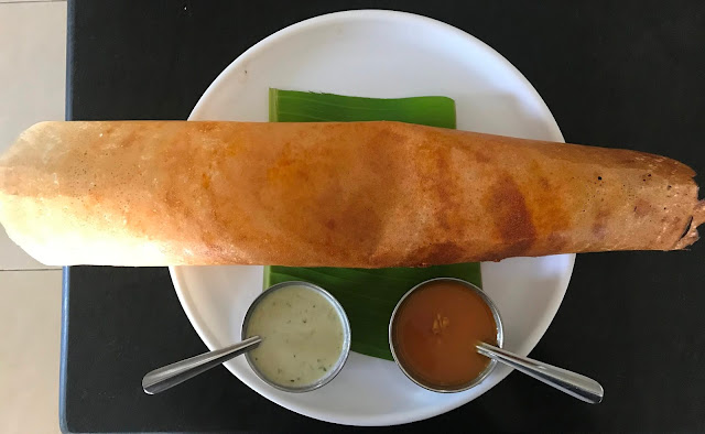 Recipe for Masala Dosa or How to make Masala Dosa