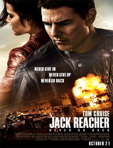 Ver Jack Reacher: Sin Regreso (2016) Online