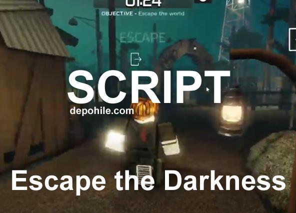 Roblox Escape the Darkness Uçma, ESP Script Hilesi İndir 2021