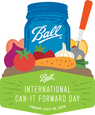Ball International Can-It Forward Day