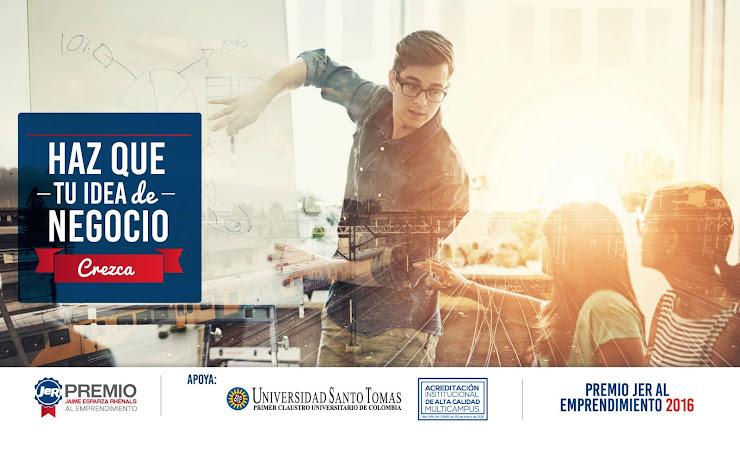 convocatoria para premiar emprendedores de Cundinamarca y Bogotá