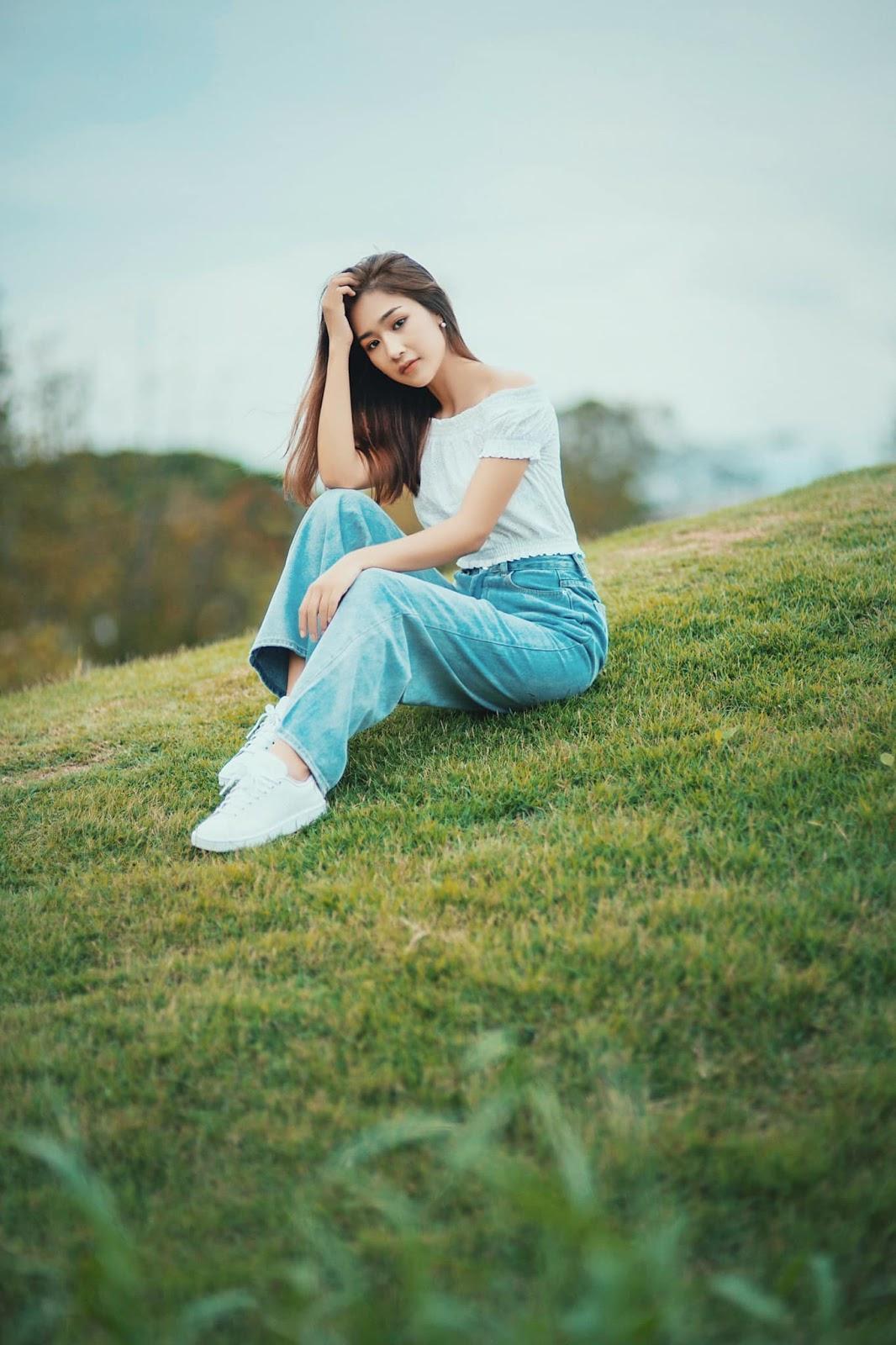 Naw Phaw Eh Htar - Beautiful Myanmar Model Girl