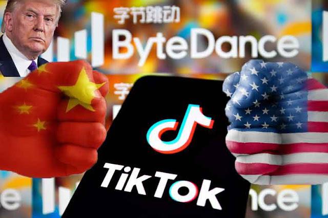 الصين تفضل إغلاق تيك توك في أمريكا بدلا من البيع القسري للولايات المتحدة
