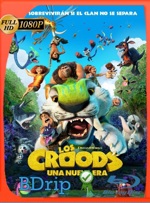 Los Croods 2: Una Nueva Era (2020) BDRip [1080p] Latino [GoogleDrive] Ivan092