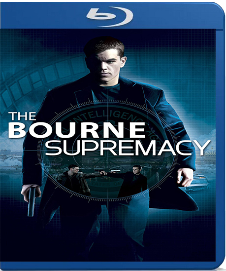 The Bourne Supremacy [2004] [BD50] [Latino]