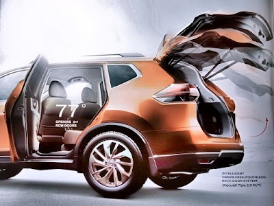 Gambar Teknology Canggih Nissan X-Trail