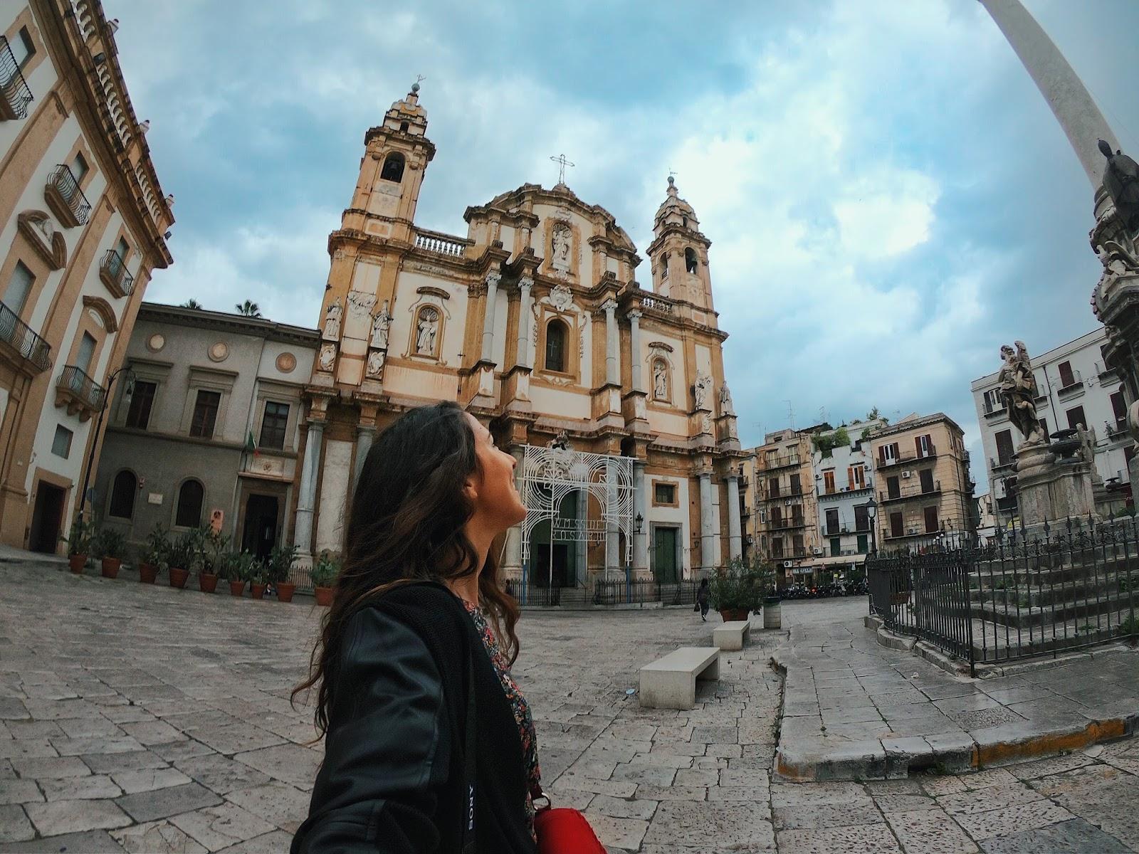 Pensieri in Viaggio: Palermo: rifarsi gli occhi in 24 ore
