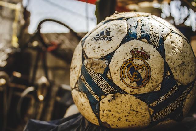 Uefa Real Madrid Topu