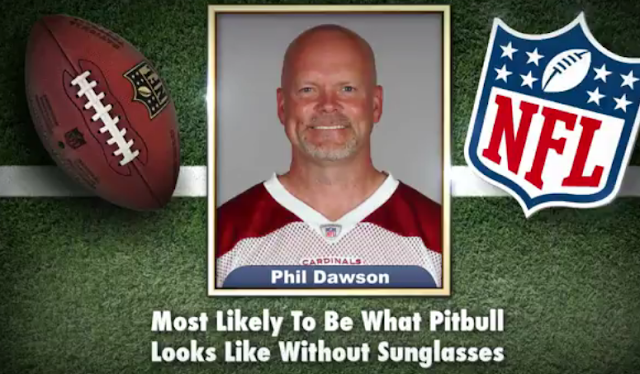 Phil Dawson Tonight Show Superlatives
