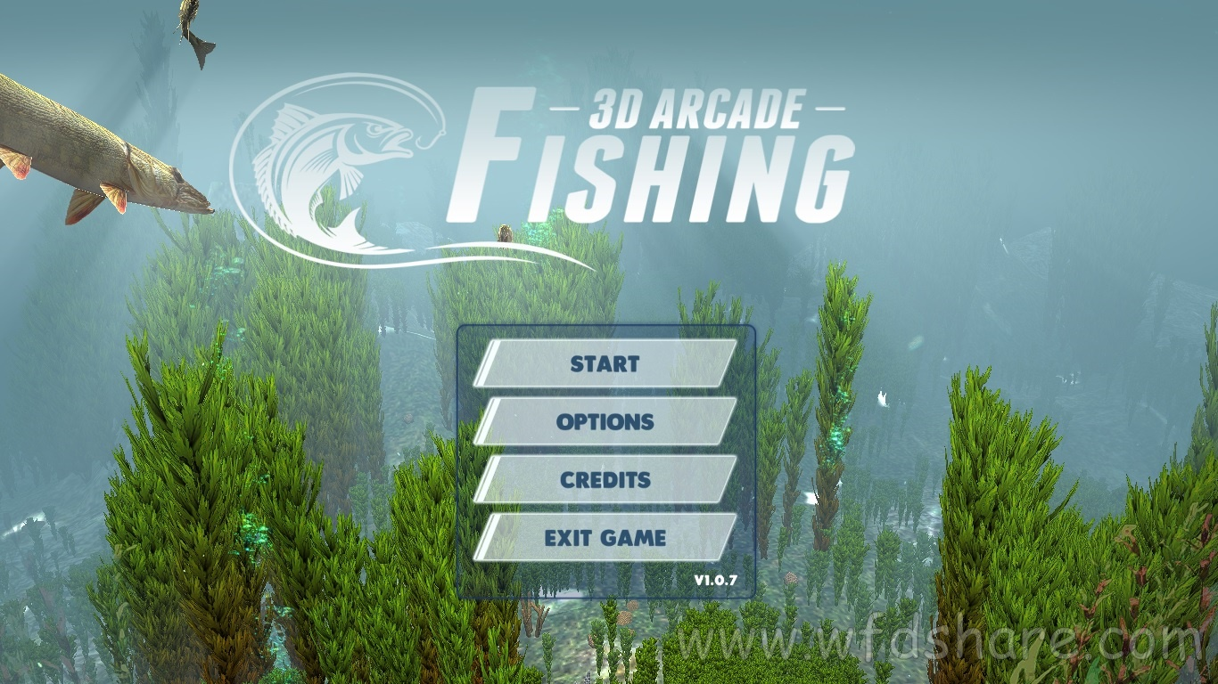 highly compressed 3D Arcade Fishing for pc simple gameplay