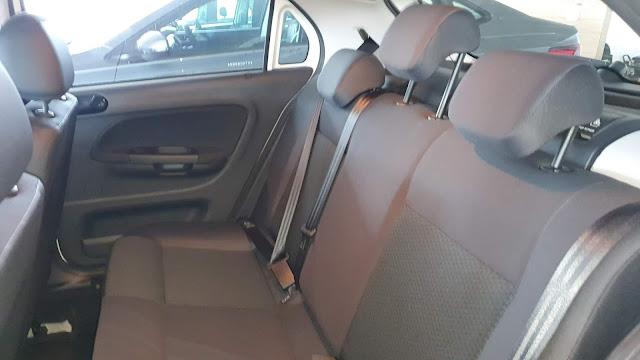 Volkswagen Gol 2020 - automático - interior