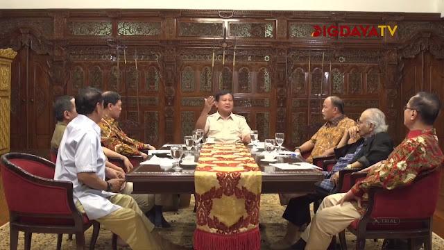 Luhut: Dari Mana Pertahanan Indonesia Lemah? Begini Penjelasan Langsung dari Prabowo