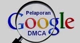 Blog Balkon Hotel dilaporkan ke Google DMCA