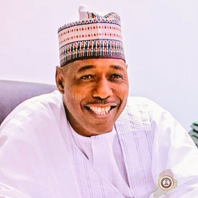 JUST IN: THE STORY OF Prof. ZULUM, GOVERNOR  OF BORNO STATE (must read).