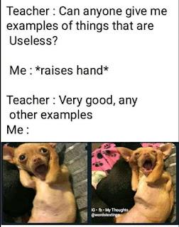 Teachers Meme