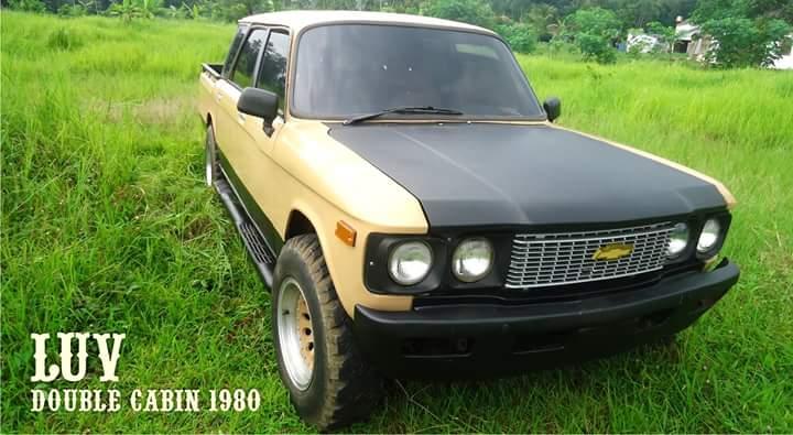Lapak Mobkas Jual Chevrolet Luv Wagon 1980 Bandung Lapak Mobil