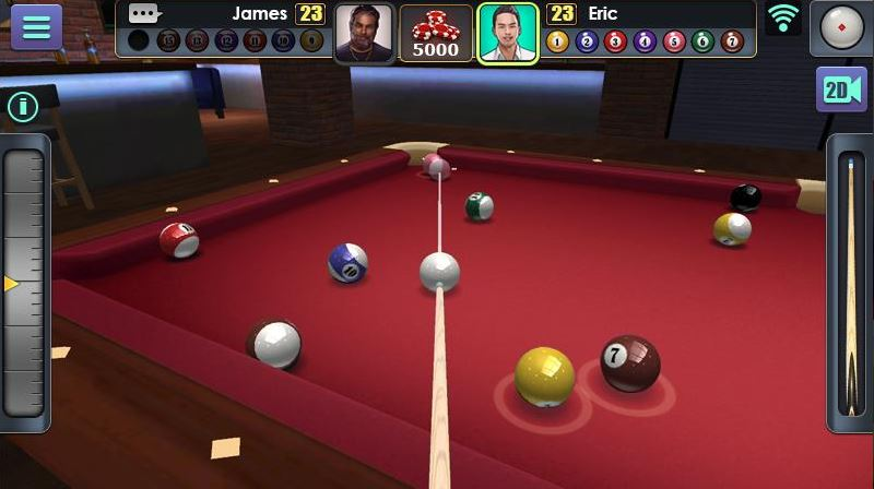 Download 3D Billiard Mod Apk 3