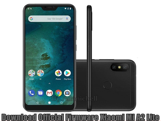 Download Official Firmware Xiaomi Mi A2 Lite