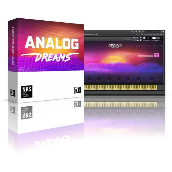 Native Instruments Analog Dreams v2.0.3 KONTAKT Library