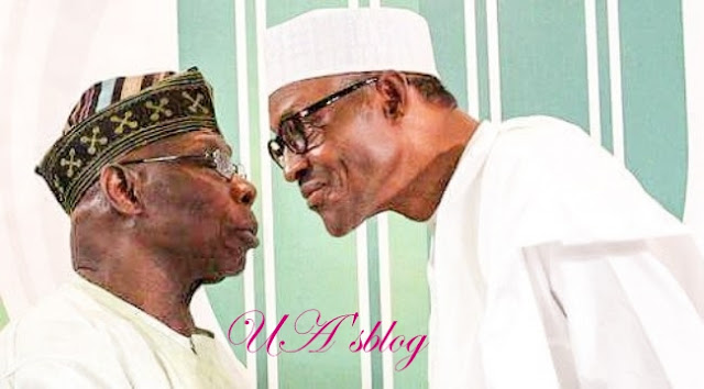 If We Expose Those In Buhari's Govt, They'll Not Only Go To Jail, They'll Go To Hell — Obasanjo